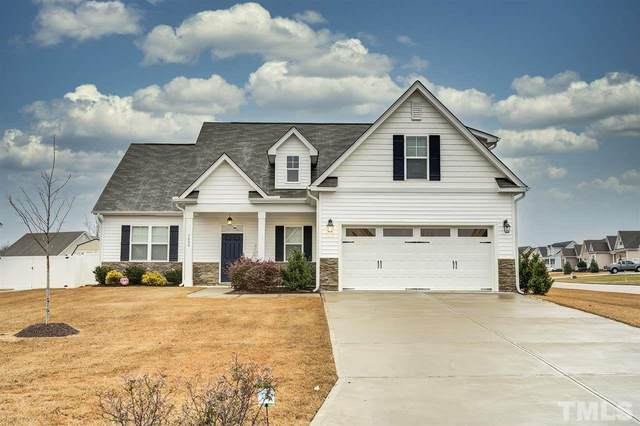 3800 Baybrooke Drive, Wilson, NC 27893 (#2363380) :: The Rodney Carroll Team with Hometowne Realty