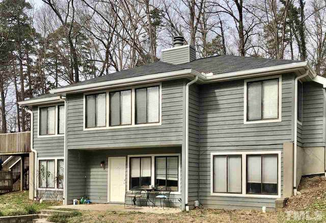 102 Roundhill Road A & B, Chapel Hill, NC 27514 (#2363421) :: Real Properties
