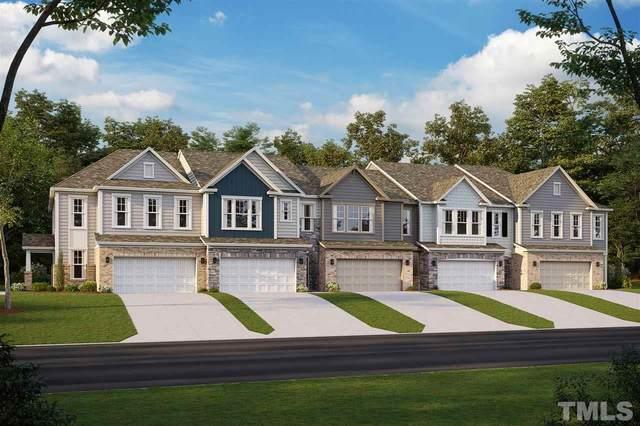 109 Raccoon Path, Holly Springs, NC 27540 (#2363427) :: Real Properties