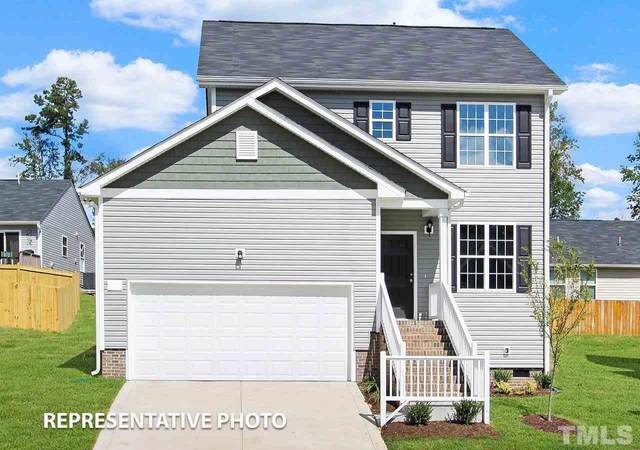 90 Buhrstone Mill Street, Zebulon, NC 27597 (#2363443) :: Real Estate By Design