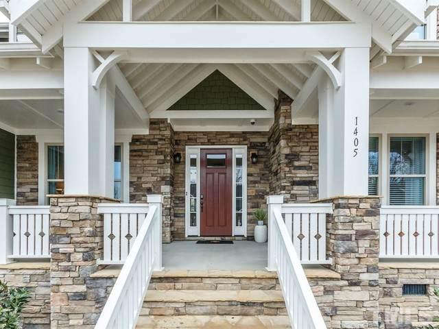 308 Prestwood Drive #171, Hillsborough, NC 27278 (#2363453) :: Real Properties