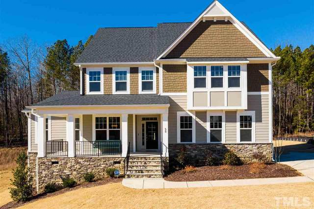58 Hidden Bluff Drive, Chapel Hill, NC 27517 (#2363492) :: Rachel Kendall Team