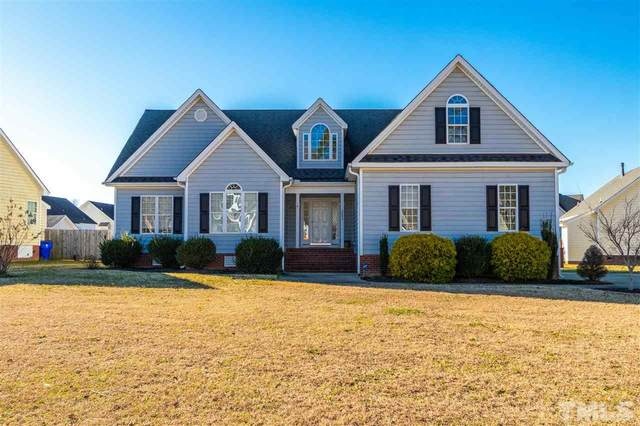 2009 Elderberry Drive, Nashville, NC 27856 (#2363530) :: The Rodney Carroll Team with Hometowne Realty