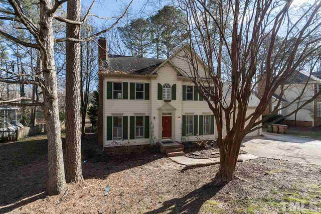 118 Merry Hill Drive, Cary, NC 27518 (#2363543) :: Masha Halpern Boutique Real Estate Group