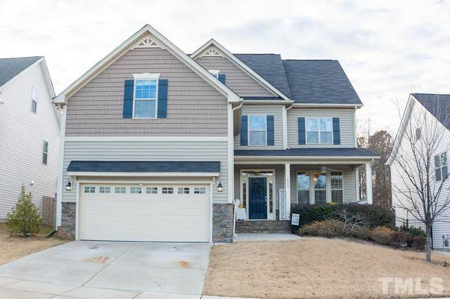 809 Eagle River Drive, Fuquay Varina, NC 27526 (#2363573) :: The Jim Allen Group