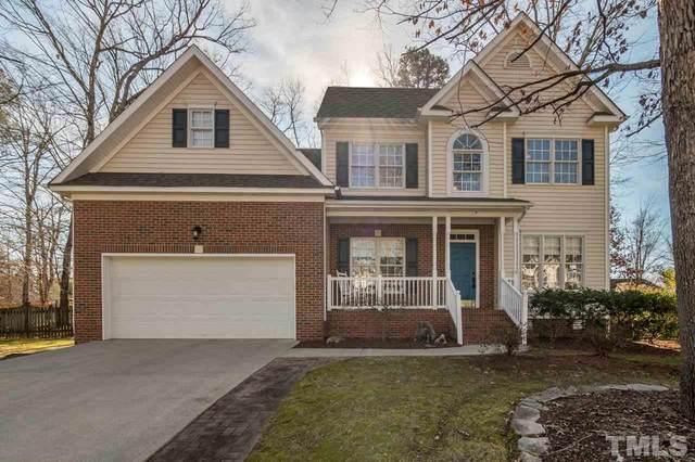 117 Holly Green Lane, Holly Springs, NC 27540 (#2363595) :: Sara Kate Homes
