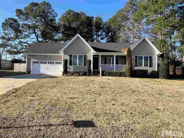 391 Cambridge Drive, Angier, NC 27501 (#2363650) :: Choice Residential Real Estate