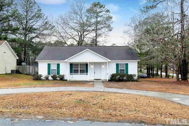 104 Evans Street, Four Oaks, NC 27524 (#2363667) :: The Rodney Carroll Team with Hometowne Realty
