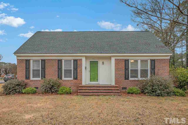 1601 Stephens Street, Goldsboro, NC 27530 (#2363713) :: The Rodney Carroll Team with Hometowne Realty