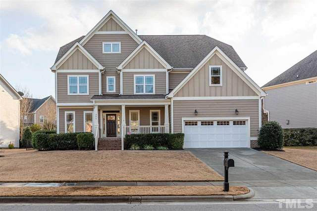 306 Ashdown Forest Lane, Cary, NC 27519 (MLS #2363715) :: On Point Realty