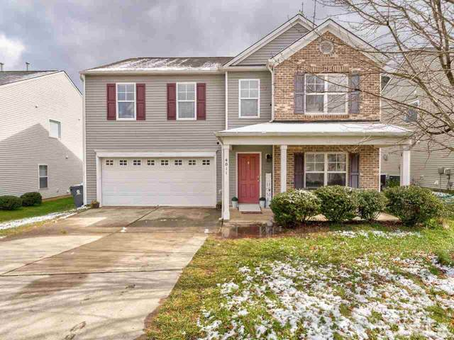 4011 Twin Spires Drive, Knightdale, NC 27545 (#2363725) :: Choice Residential Real Estate