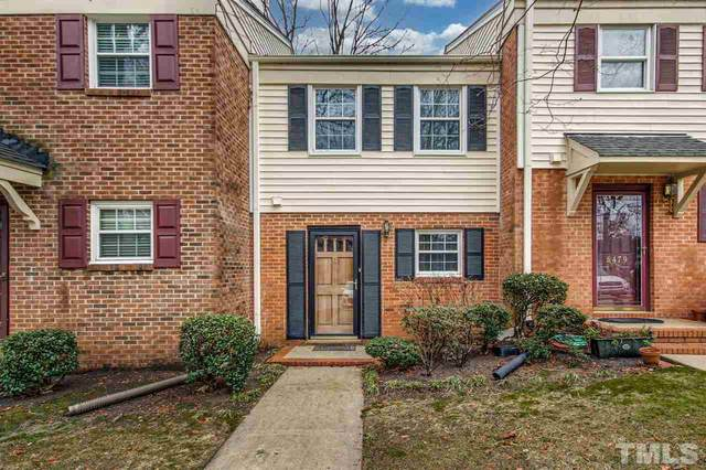 6477 New Market Way #6477, Raleigh, NC 27615 (#2363807) :: The Rodney Carroll Team with Hometowne Realty