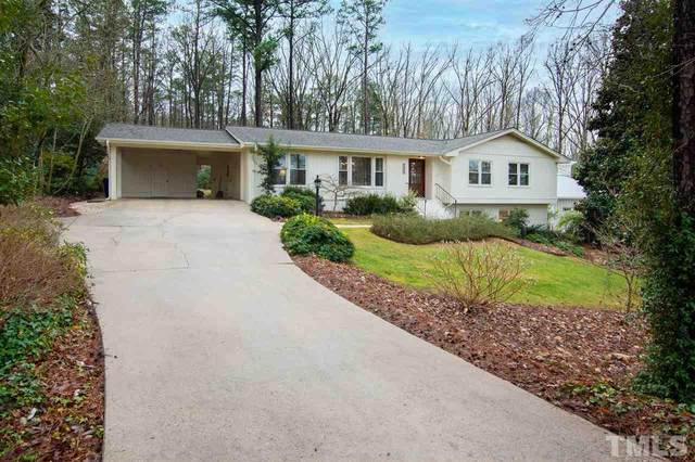 3325 Horton Street, Raleigh, NC 27607 (#2363829) :: Real Estate By Design
