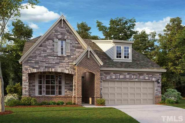 1513 Stonemill Falls Drive #78, Wake Forest, NC 27587 (#2363860) :: Choice Residential Real Estate