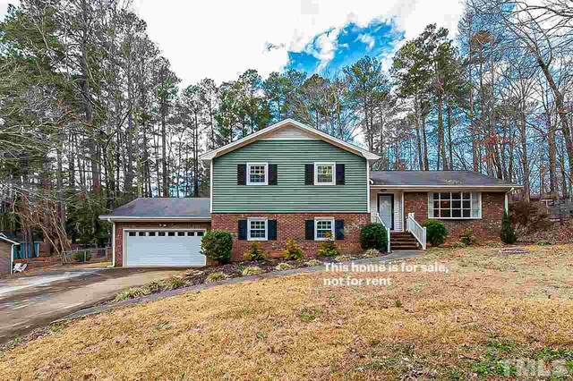 5027 Lansdowne Drive, Durham, NC 27712 (#2363871) :: Sara Kate Homes