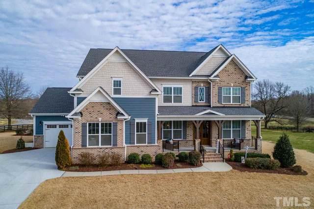 20 Hickory Downs Drive, Siler City, NC 27344 (#2363873) :: Sara Kate Homes