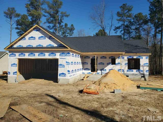 7021 Onslow Stephens Road, Willow Spring(s), NC 27592 (#2363886) :: Choice Residential Real Estate