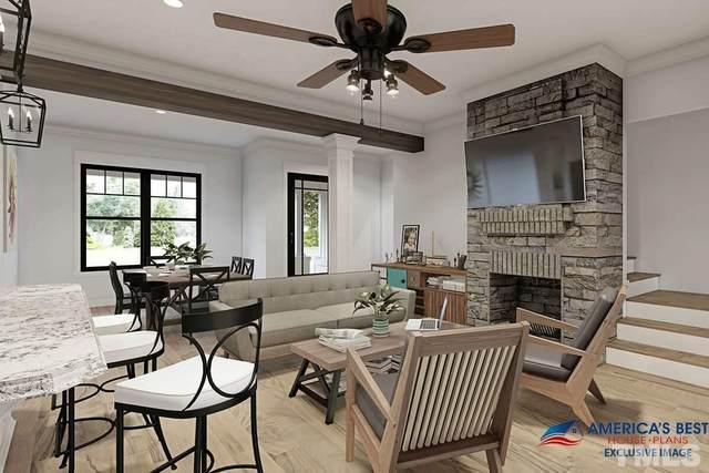 6415 Red Oak Road Lot 3A, Red Oak, NC 27868 (#2363889) :: Sara Kate Homes
