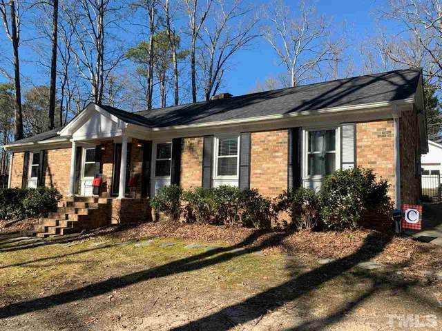3803 Donna Road, Raleigh, NC 27604 (#2363891) :: Choice Residential Real Estate