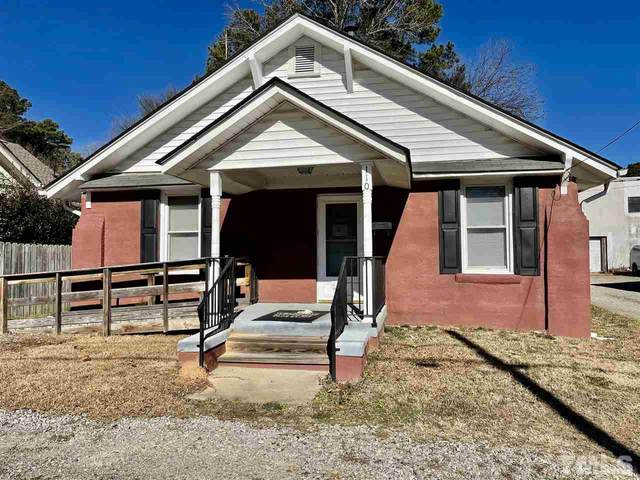 110 Park Avenue, Sanford, NC 27330 (#2363894) :: The Rodney Carroll Team with Hometowne Realty