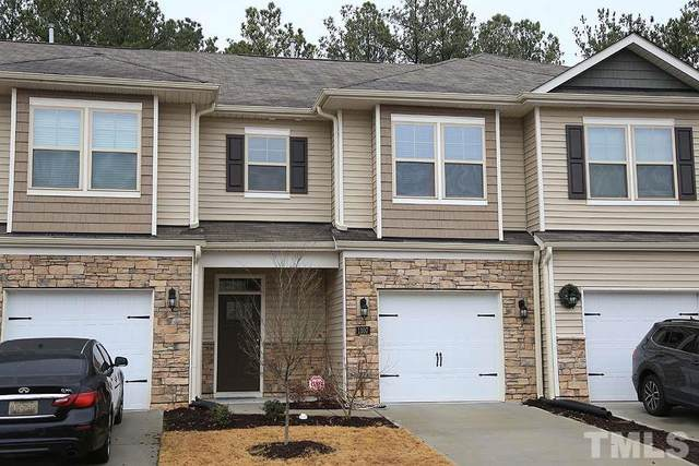 1107 Apogee Drive, Durham, NC 27713 (MLS #2363903) :: On Point Realty