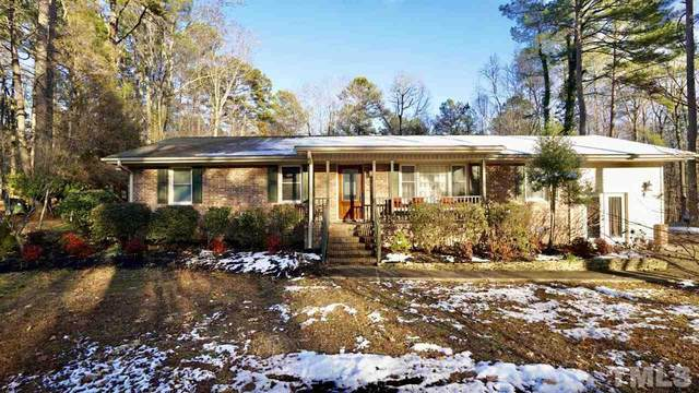 141 Oak Ridge Road, Franklinton, NC 27525 (#2363904) :: Real Properties