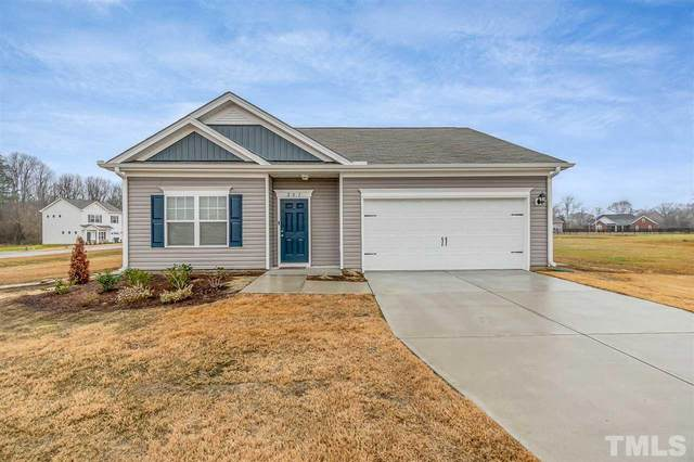 201 Timberline Oak Drive, Goldsboro, NC 27534 (#2363925) :: Choice Residential Real Estate