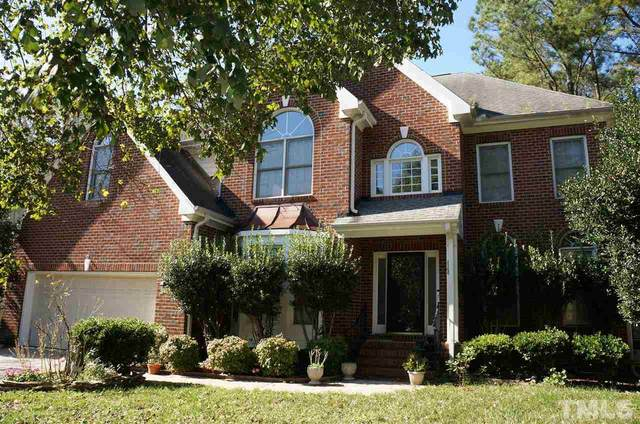 1108 Trammel Court, Wake Forest, NC 27587 (#2363939) :: Choice Residential Real Estate