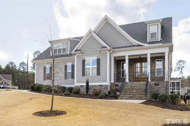 2501 Terrmini Drive, Apex, NC 27502 (#2363947) :: Real Properties