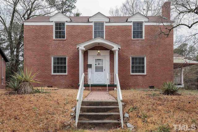 601 Eastern Avenue, Rocky Mount, NC 27801 (#2363963) :: Triangle Just Listed