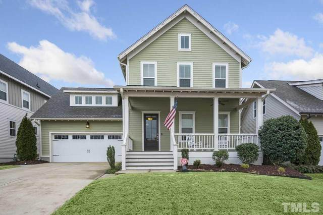 117 Mearleaf Place, Holly Springs, NC 27540 (MLS #2364026) :: On Point Realty