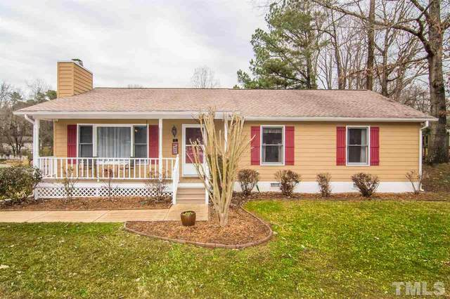101 Saddle Ridge Court, Garner, NC 27529 (#2364040) :: Sara Kate Homes