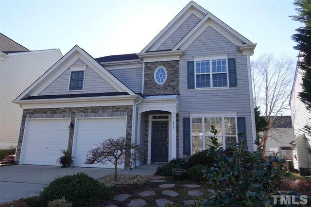 417 Willingham Road, Morrisville, NC 27560 (#2364058) :: Real Properties