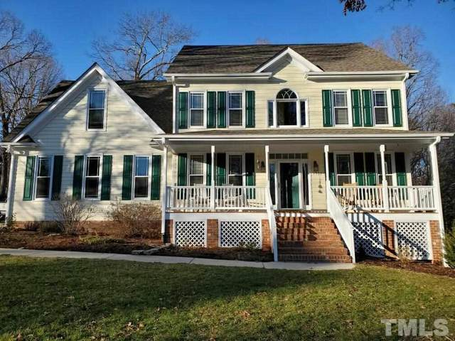 1501 Wescott Drive, Raleigh, NC 27614 (#2364093) :: Choice Residential Real Estate