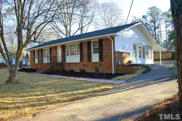 105. Satterwhite Drive, Knightdale, NC 27545 (#2364119) :: Raleigh Cary Realty