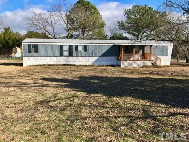 805 Butts Road, Angier, NC 27501 (#2364173) :: Rachel Kendall Team
