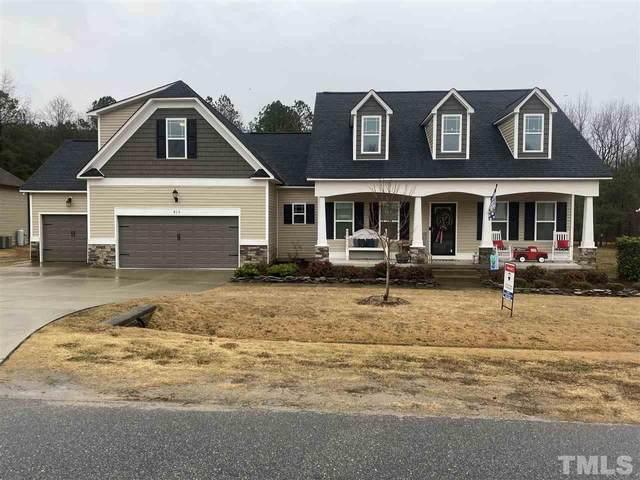 415 Brazil Nut Lane, Smithfield, NC 27577 (#2364190) :: Sara Kate Homes