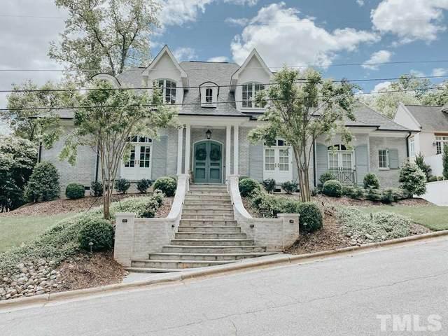 2402 Lake Drive, Raleigh, NC 27609 (#2364216) :: Classic Carolina Realty