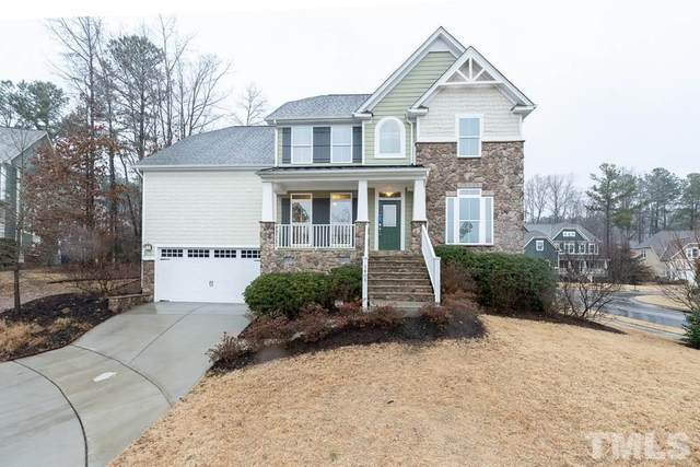 1405 Recapture Court, Wake Forest, NC 27587 (#2364269) :: Rachel Kendall Team