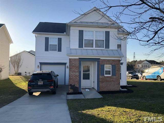 1104 Tellis Drive, Knightdale, NC 27545 (#2364275) :: The Rodney Carroll Team with Hometowne Realty