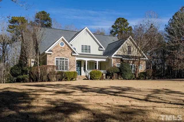 274 Henrys Ridge Road, Pittsboro, NC 27312 (#2364352) :: Classic Carolina Realty