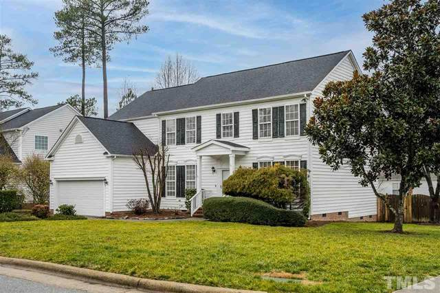 2500 Cranswick Place, Apex, NC 27523 (#2364380) :: Choice Residential Real Estate