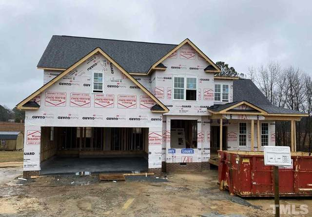 113 Muscadine Way Lot 6, Smithfield, NC 27577 (#2364460) :: Real Estate By Design