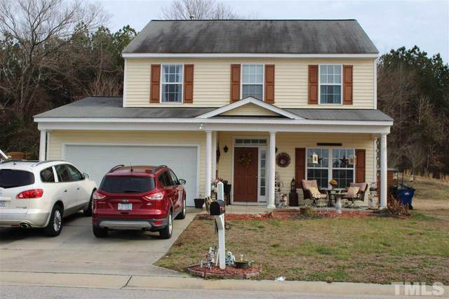 4069 Laurel Glen Drive, Raleigh, NC 27610 (#2364509) :: Choice Residential Real Estate