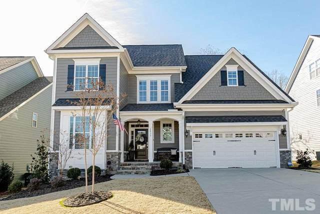 2835 Rileys Pond Drive, Apex, NC 27502 (#2364561) :: Sara Kate Homes