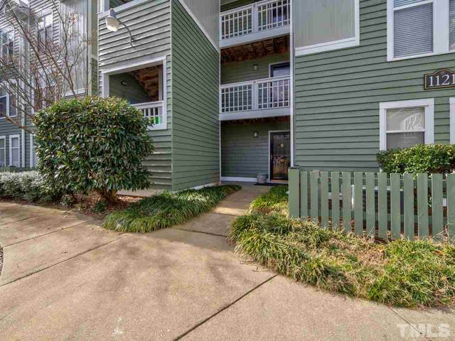 1121 Parkridge Lane #307, Raleigh, NC 27605 (#2364566) :: Sara Kate Homes