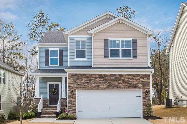 1412 Forest Fern Lane, Fuquay Varina, NC 27526 (#2364702) :: Real Estate By Design