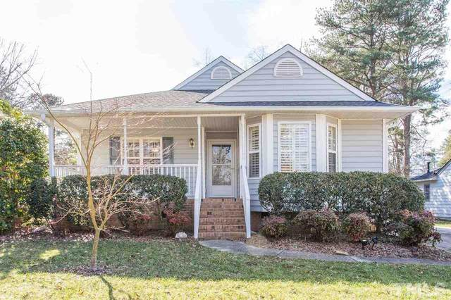 228 E Park Street, Cary, NC 27511 (#2364719) :: Choice Residential Real Estate