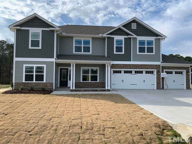 289 Red Hawk Place Lot 45, Smithfield, NC 27577 (#2364722) :: Sara Kate Homes