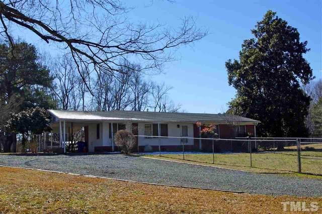 4019 Oak Hill Road, Chapel Hill, NC 27514 (#2364726) :: Triangle Just Listed